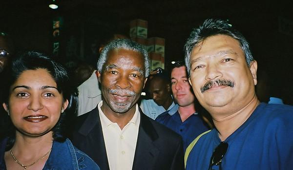 President Thabo Mbeki