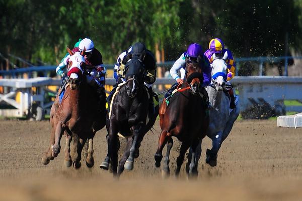 Santa Anita Opening Day 2011