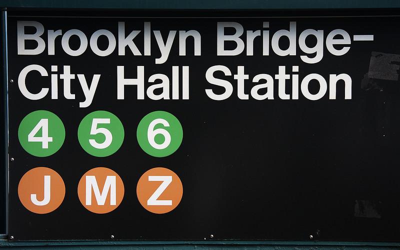 Where Brooklyn meets Manhattan, New York City, USA