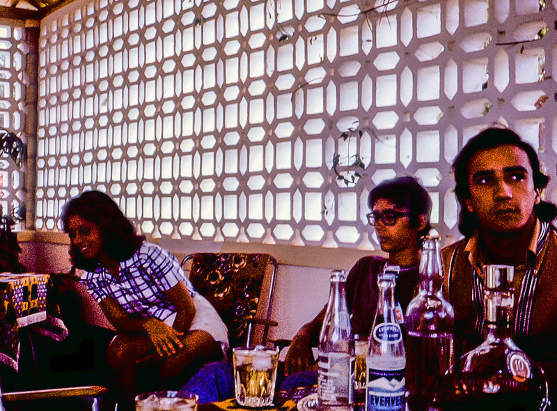1973- Dundo - Casa do piloto Sergio