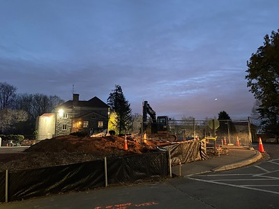Sitework Begins on The Marriott Early Childhood Building!