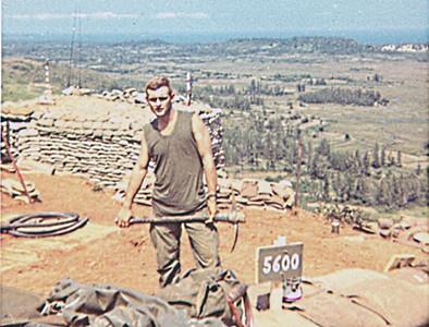 """Assorted Photos """"D"""" Battery Vietnam 1968"""