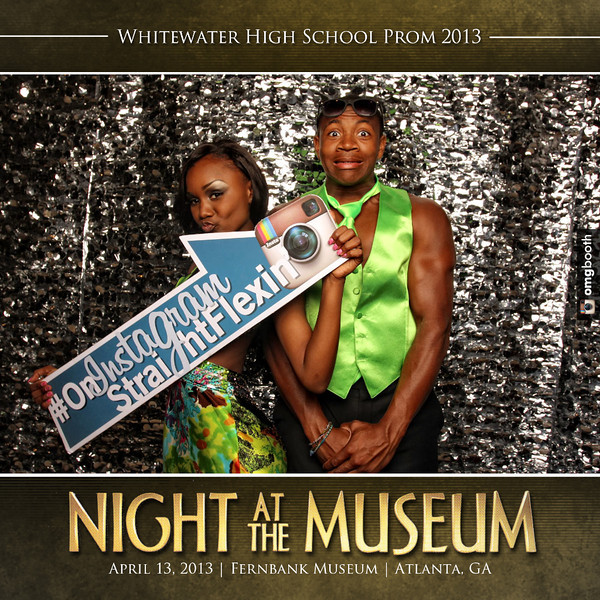 """04.13.2013 Whitewater Prom 2013 Fernbank Museum 