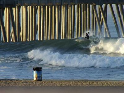 1/12/21 * DAILY SURFING PHOTOS * H.B. PIER