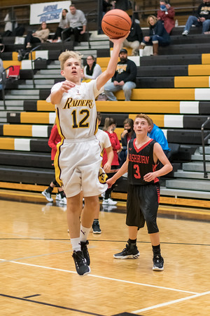2020-11-17 - Sullivan North JV Boys vs Washburn @ North