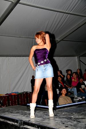 Glacsy Models Fashion Show