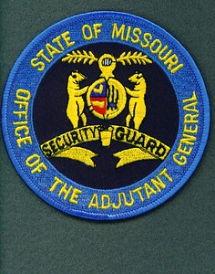 Missouri Capitol Security