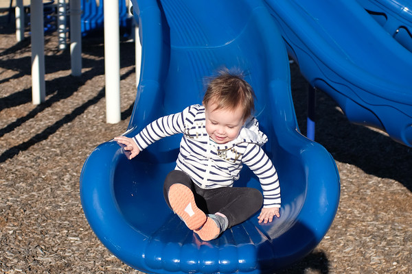 Ayla at the Park~1/27/19