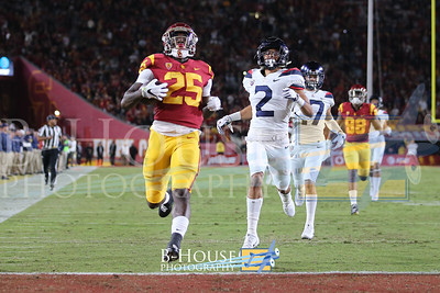 Arizona vs USC 2017