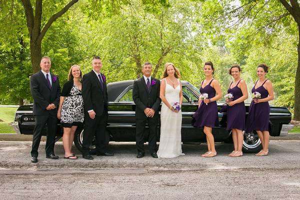 Mary & Marty Wedding