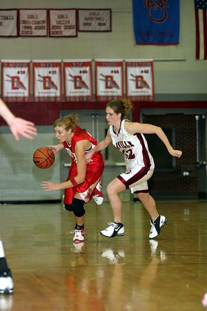 Danville v S. Putnam Girls Basketball