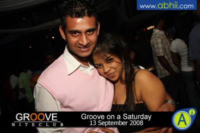 Grooove - 13th September 2008