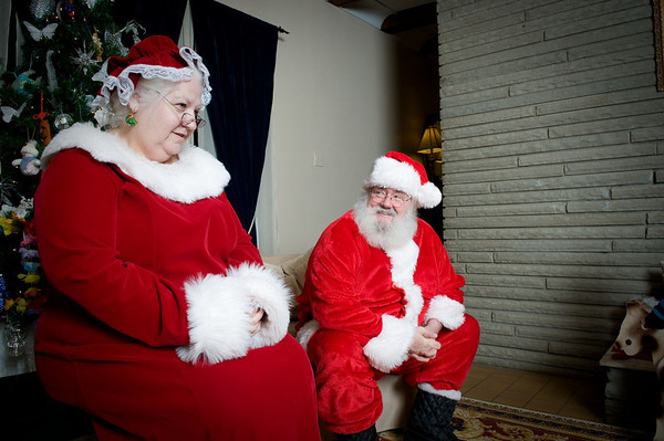 Santa December 2011