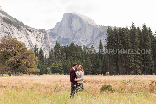 Robin and Jacob: Yosemite