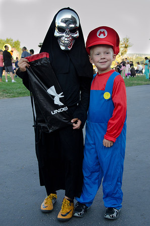 Trunk or Treat - October 30, 2011
