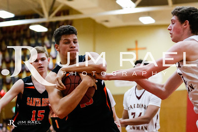 Varsity Basketball vs Santa Rosa