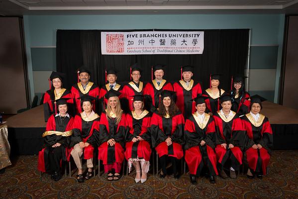 Graduation - Santa Clara May 2014 - Groups