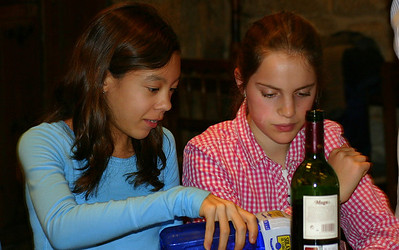 Thanksgiving in Rioja 2009