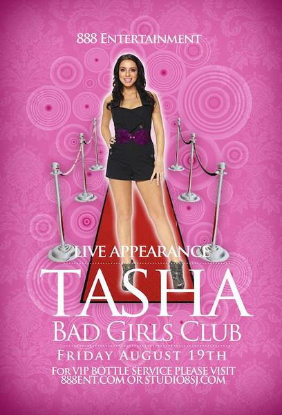 8/19 [Bad girls club event@studio 8]
