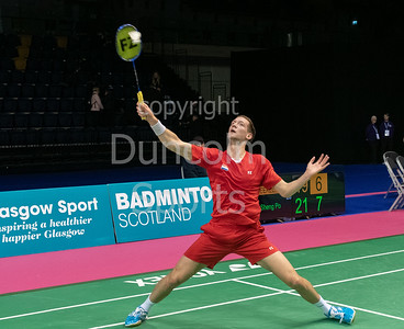 2019 Scottish International Open