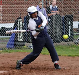 Penn Yan softball 4-26-12