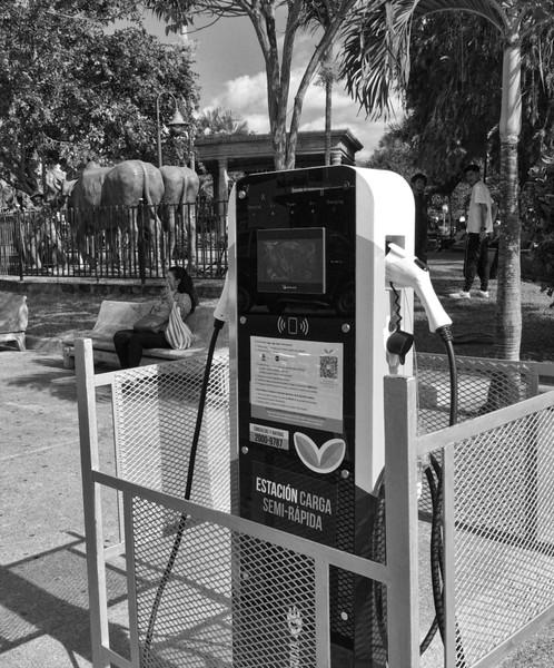 charging station!