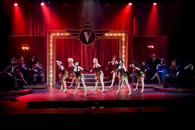 """Players Theatre, Production Shots """"Bullets Over Broadway"""" Feb 20, 2018"""