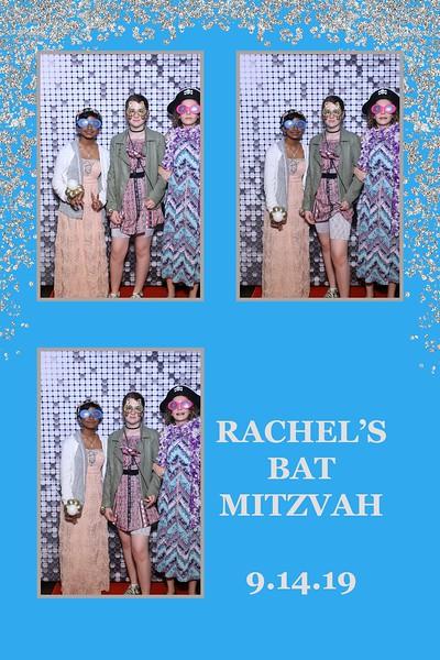 Rachel's Bat Mitzvah (9/14/19)
