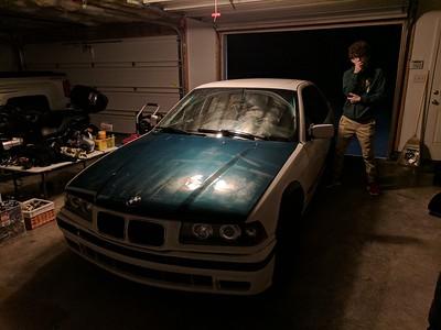 1995 BMW 325i