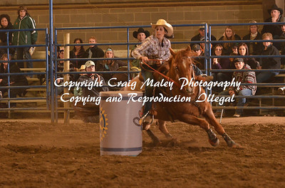 Barrel Racing Short Go