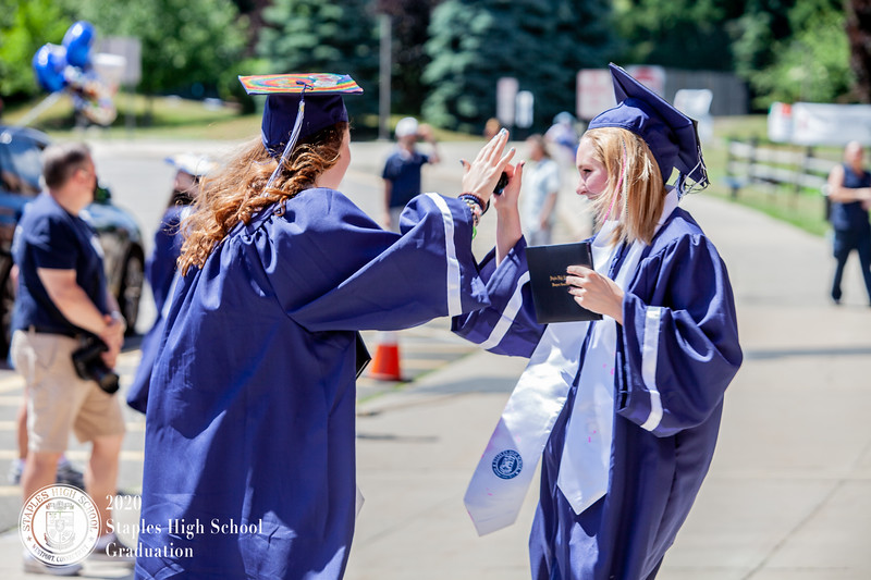Dylan Goodman Photography - Staples High School Graduation 2020-678.jpg