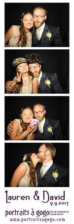 Lauren and David's Wedding - Bellevue, Washington