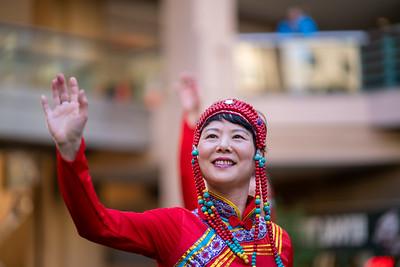 Oakland Chinatown Lunar New Year Bazaar