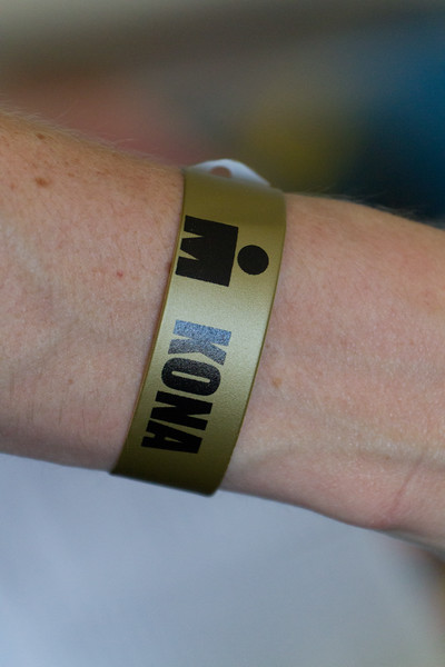 The official bracelet