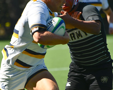 Army-West Point vs. Cal, Rugby at Witter Field