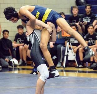 HS Sports - Fordson wrestling quad meet