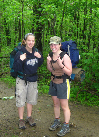 Lydia - Appalachian Trail '09