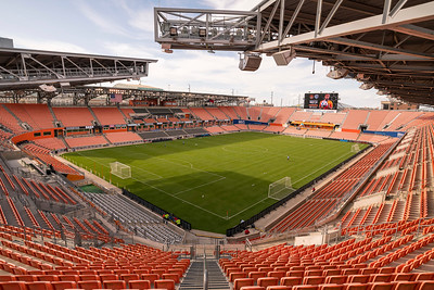 2021-May-02 NWSL Challenge Cup | Houston Dash v Portland Thorns FC