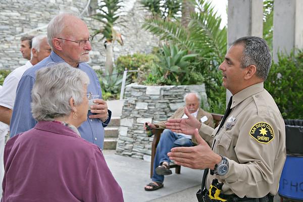 09-12-13: Del Mar Volunteer Reception