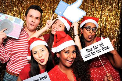 IB Christmas Party '15
