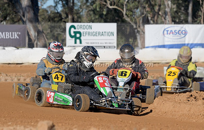 KT OPEN - 29/08/2020 Lucindale