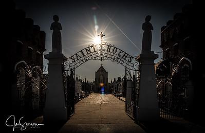 St. Roch Cemetery | Apr 2018