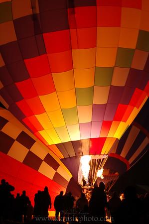 Hudson Hot Air Affair 2008