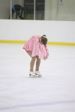 Sandrine Figure Skating 16 years old
