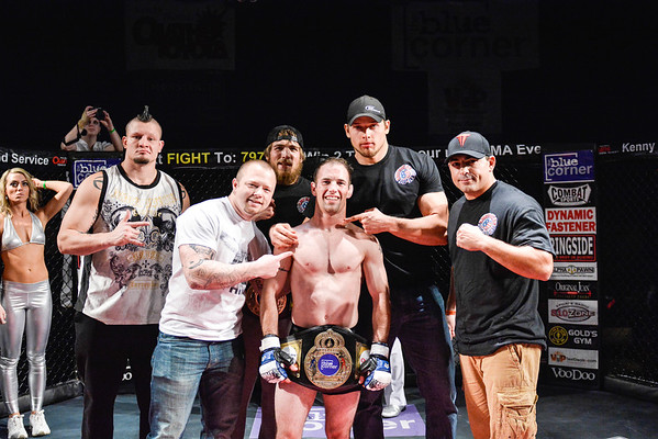 UBCB TEN YEAR ANNIVERSARY FIGHT PHOTOS