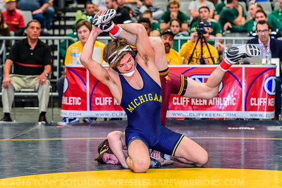 16 CLIFF KEEN INVITATIONAL (CKLV)