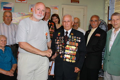 Veterans- My last event