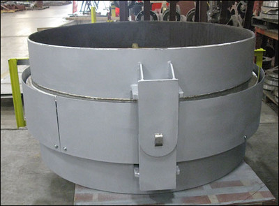 Single Hinged Expansion Joint (#111055 - 02/08/2011)
