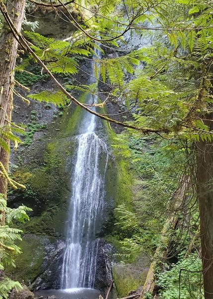 Marymere falls Washington