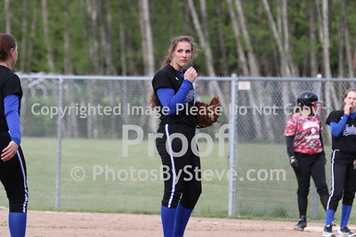 Softball vs Arch Bishop Murphy
